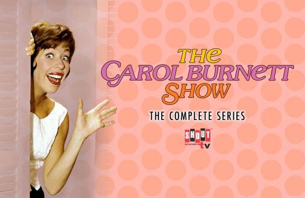 Carol Burnett Signed Poster & $25 Shout Factory Shopping Spree Giveaway!