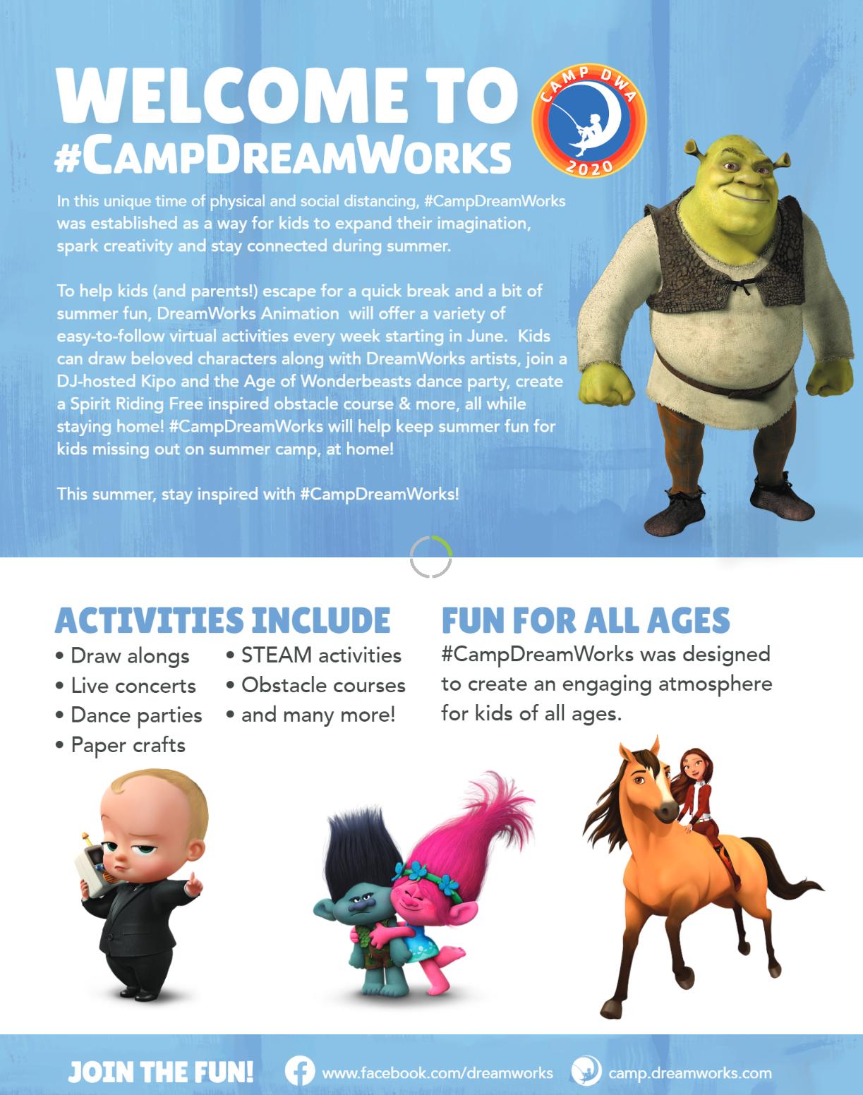 DreamWorks New Initiative