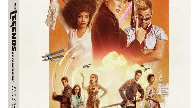 DC's Legends of Tomorrow Season Five