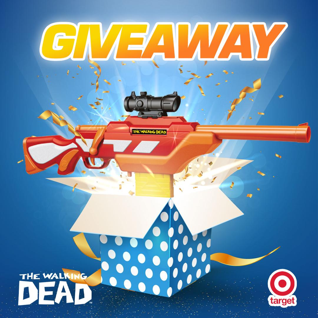Christmas Toy Giveaway 2020 Nyc The Walking Dead Double Weapon Giveaway! #BuzzBeeToys #toys   Gay