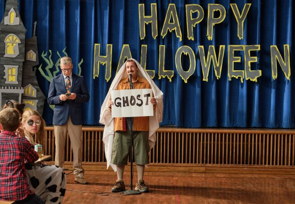 Hubie Halloween Starring Adam Sandler
