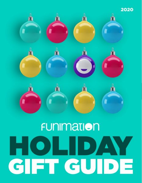 Funimation Holiday Bundle Giveaway