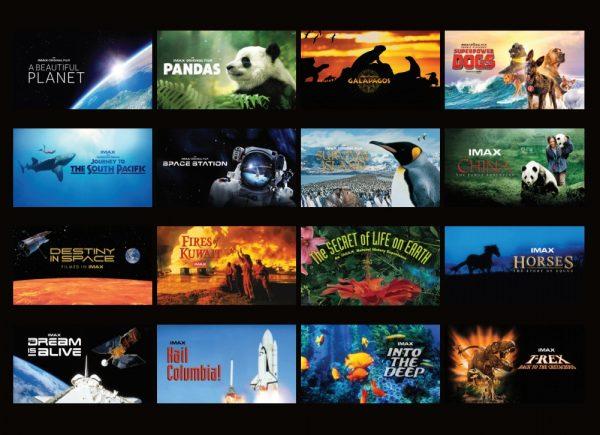 IMAX on Hulu: