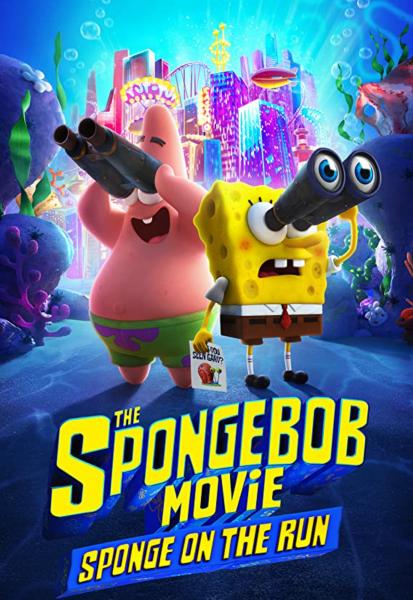 The SpongeBob Movie: Sponge on the Run & Kamp Koral: SpongeBob's Under Years!
