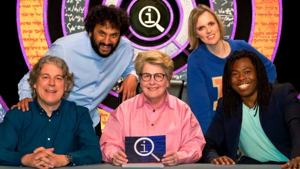 British Panel Shows With Comedians: QI