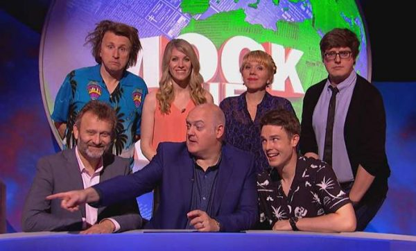 British Panel Shows With Comedians: Mock the Week