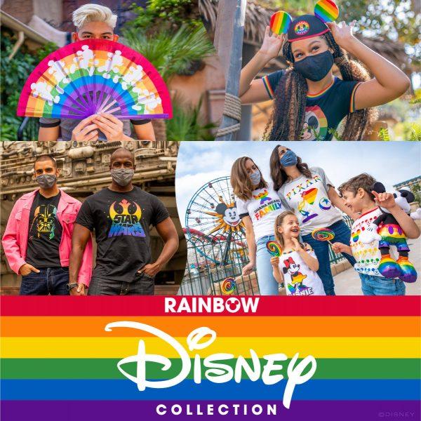 Disney Celebrates Pride,