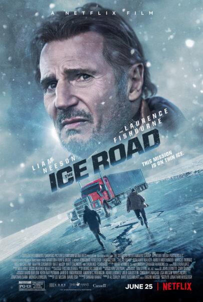 Netflix'sTHE ICE ROAD