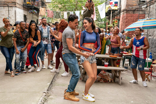 In The Heights! Must See Movie, Opens Today!