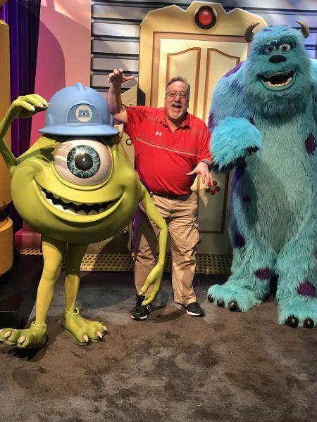 Dole Disney and Pixar