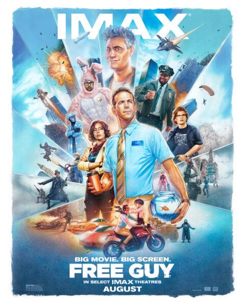 Free Guy Movie