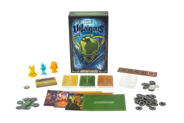 Marvel Villainous: Mischief & Malice Game Giveaway! Includes #Loki! #Ravensburger @RavensburgerNA #ravensburgermoment @Marvel #Marvel