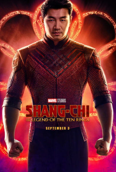 Shang-Chi and the Legend of the Ten Rings Is Out Friday, September 1st!