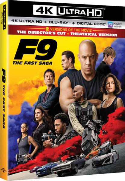 F9 The Fast Saga - Own It Tuesday!